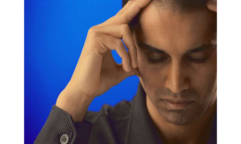 When stress hormone falters, your health may suffer