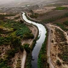 Where the Jordan stops flowing