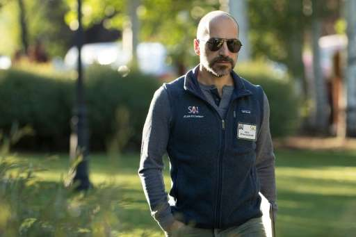 While speaking with Uber workers, Khosrowshahi shared his opinion that the private company should go public, hinting that could