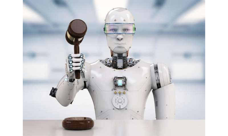 Why using AI to sentence criminals is a dangerous idea