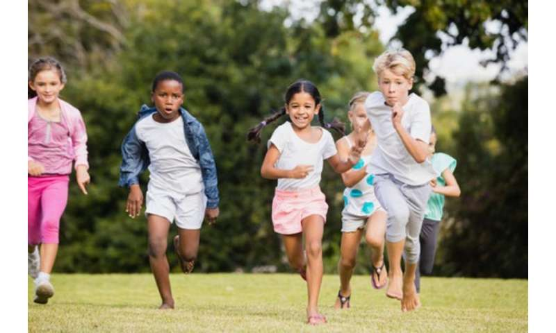 Why your kids might be able to see better if they play outdoors more often