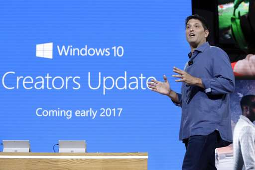 Windows update will bring 3-D, game tools and less clutter