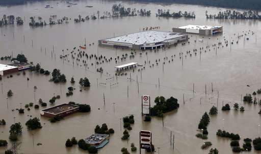 Winds, floods and fire: US ties record for costly weather