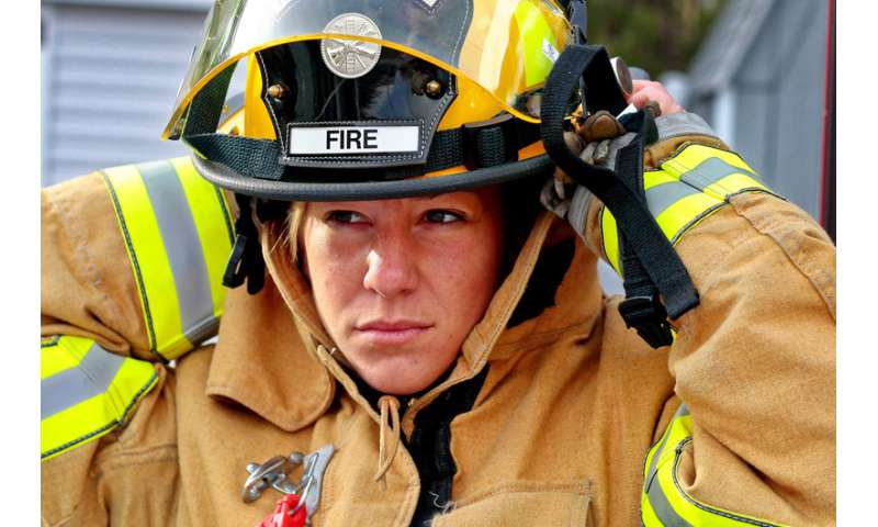 Women firefighters can improve safety, but department culture must change