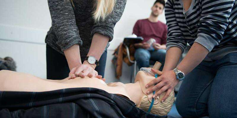 Women perform worse in CPR