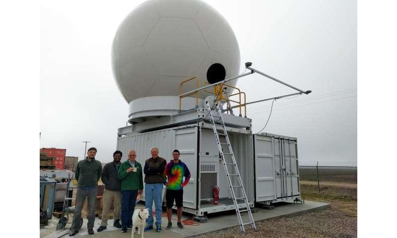 World's most advanced shipborne radar ready to set sail