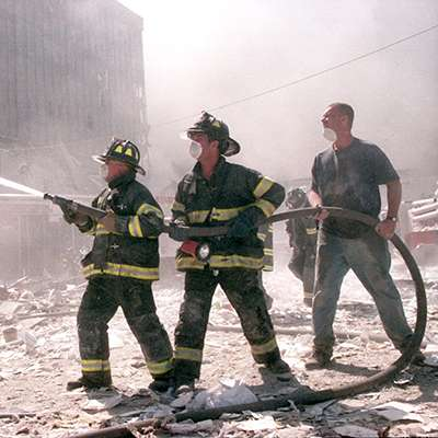 World Trade Center responders might face greater risk of HPV throat and tongue cancer