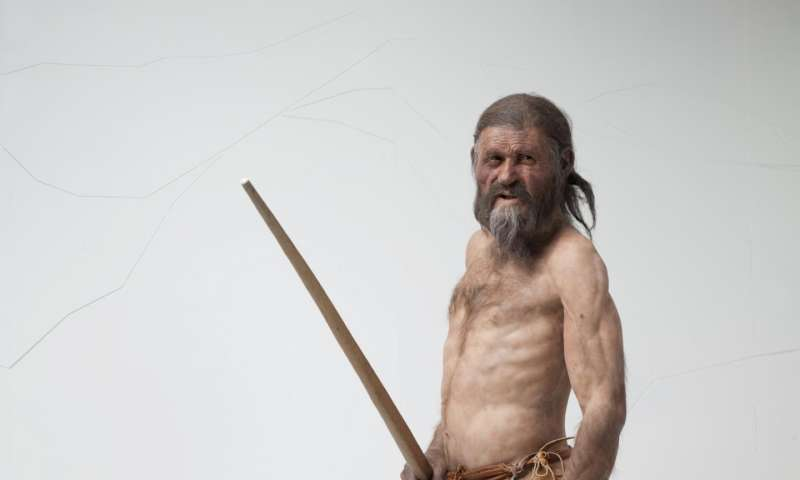 You and some 'cavemen' get a genetic checkup