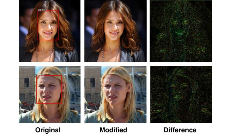 AI researchers design 'privacy filter' for your photos