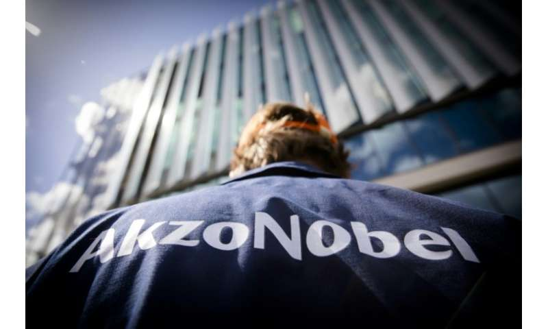 AkzoNobel, the world's leading paintmaker, owns brands such as Dulux and Trimetal