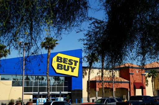 "Amazon partners with Best Buy on smart TVs, a ""win-win"""