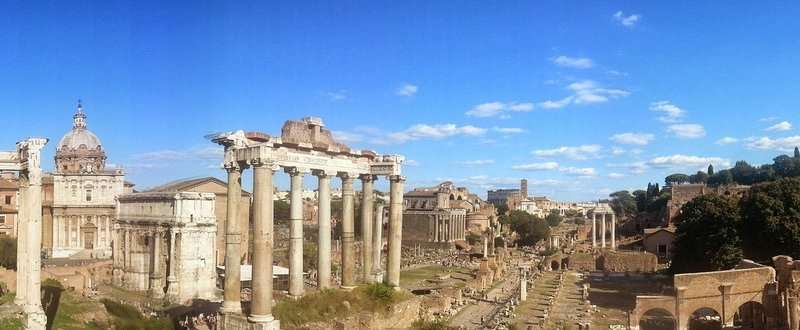In ancient Rome, insults in politics knew hardly any boundaries