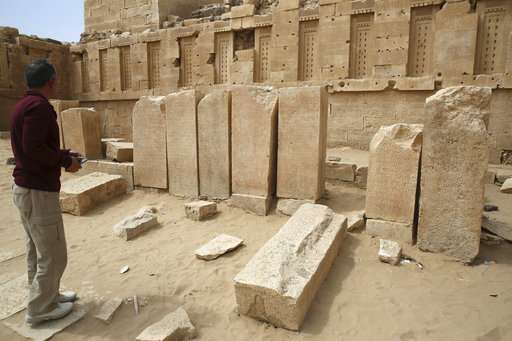 Ancient temple left neglected as Yemen war threatens history