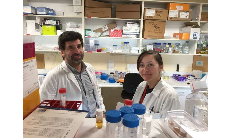 A new therapeutic target for metastatic and resistant prostate cancers