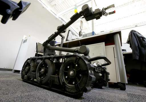 Army looks for a few good robots, sparks industry battle