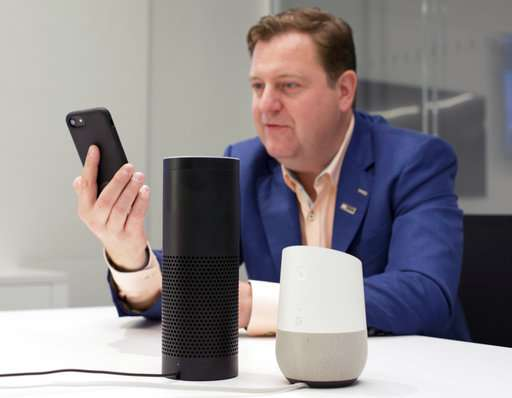 Banking by smart speaker arrives, but security issues exist
