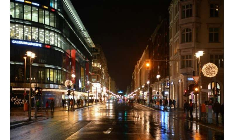 Berlin's famous Friedrichstrasse is included in the diesel ban