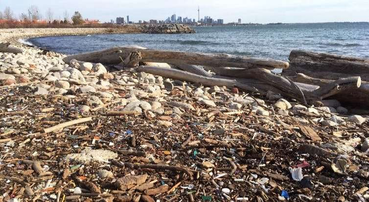 Beyond the oceans—microplastics pollute rivers and lakes, too