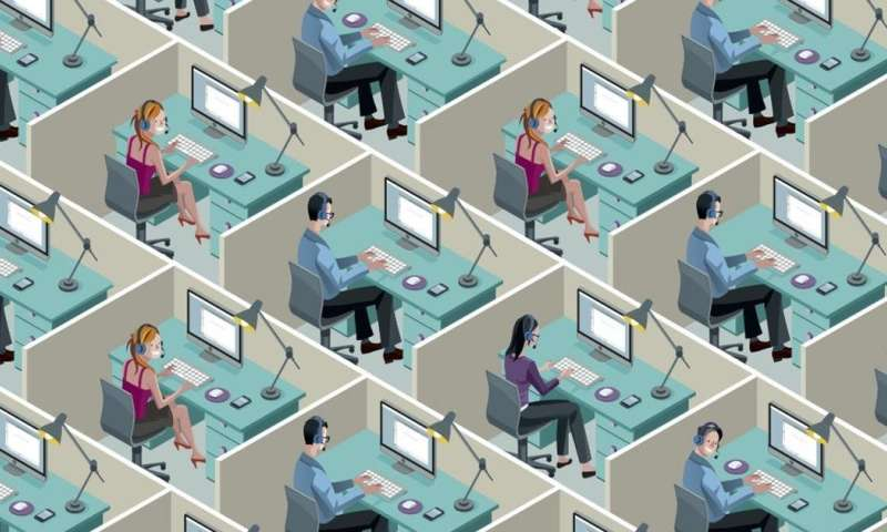 Big data could bring about workplace utopia – or the office from hell