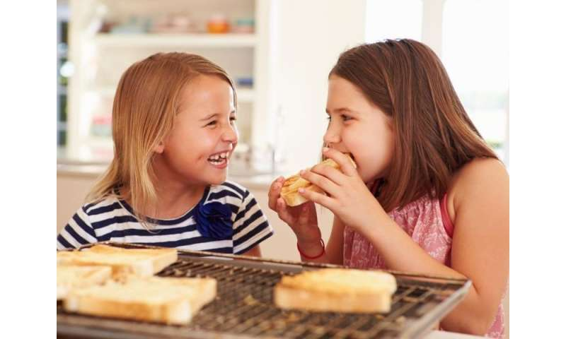 Building tolerance helps kids with wheat allergy