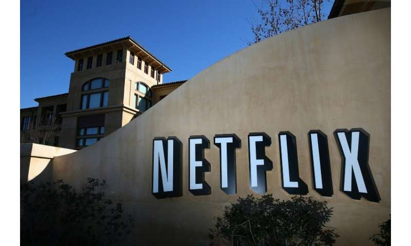 California-based Netflix reported it now has 125 million worldwide subscribers, as it boosted revenues and profits in the first