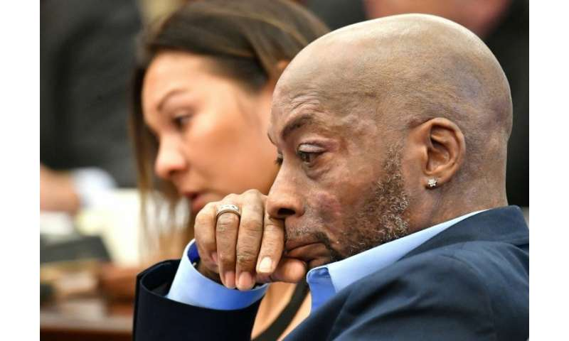 Californian groundskeeper Dewayne Johnson—seen in this file photo—is to testify July 23, 2018 before the jury on whether a Monsa