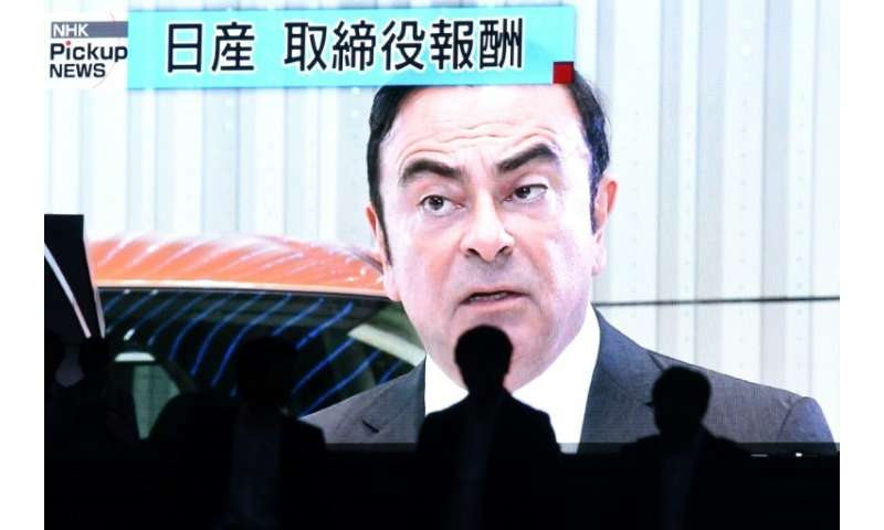 Carlos Ghosn is suspected of under-reporting his income