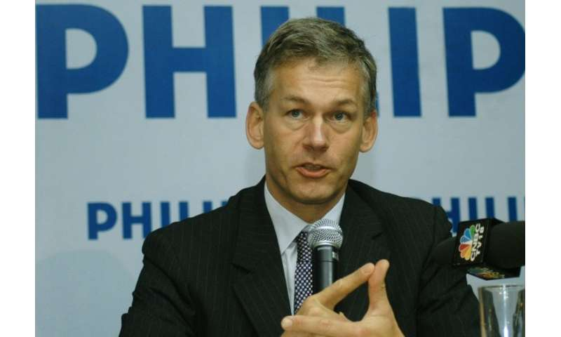 "Chief Executive Officer of Philips Semiconductors, Frans Van Houten, said he was ""deeply concerned about the competitivenes"