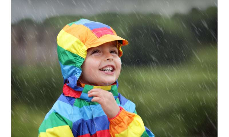 Children are natural optimists – which comes with psychological pros and cons