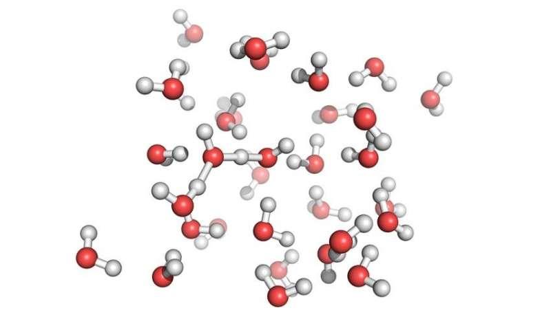 Computing power solves molecular mystery