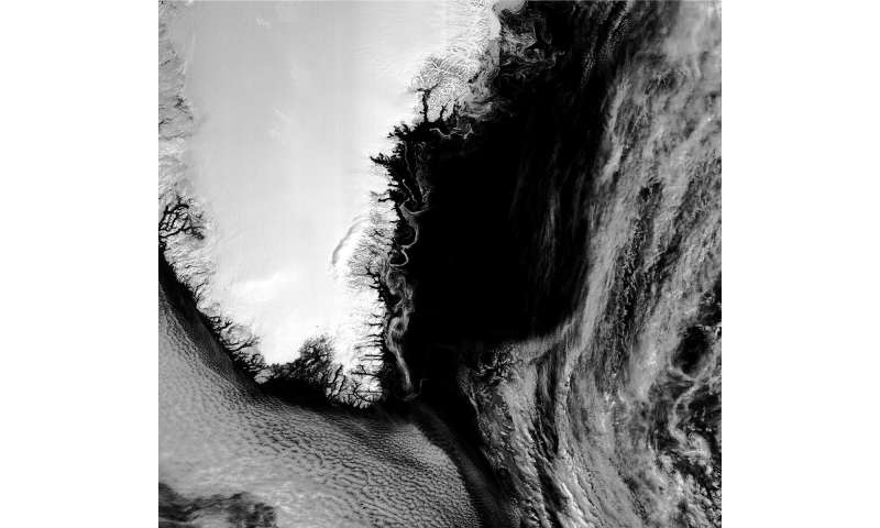 Copernicus Sentinel-3B delivers first images