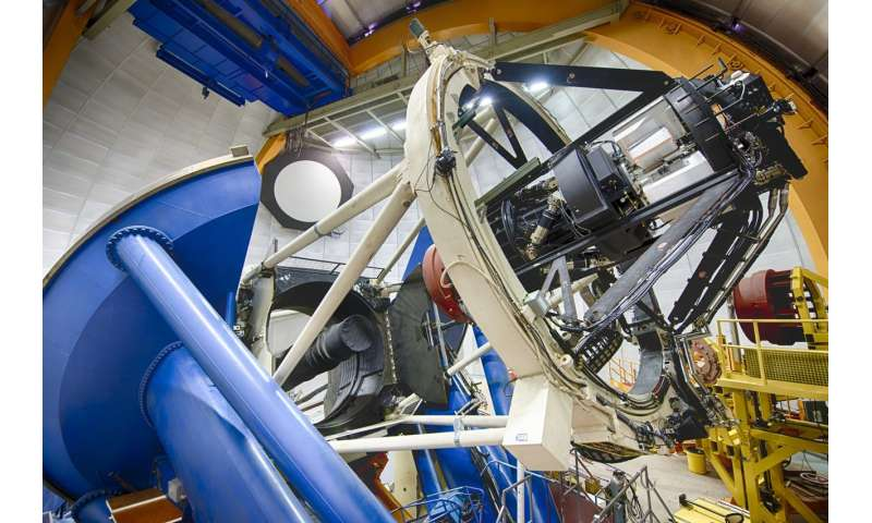 Dark energy survey publicly releases first three years of data