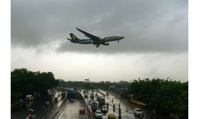 Domestic travellers flying into India's financial capital Mumbai regularly complain of flights having to circle for up to half a