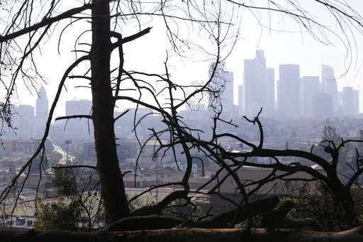 Drought deepens dramatically in Southern California