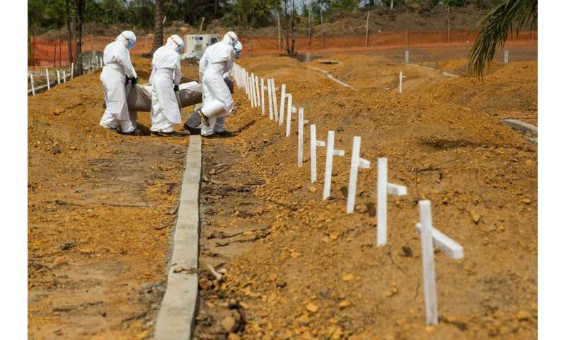 Ebola in the DRC: expert sets out critical lessons learned in Liberia