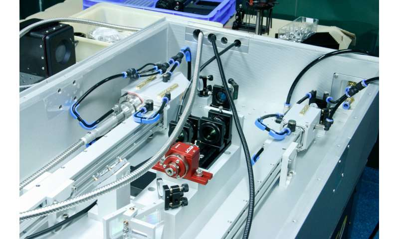 Electron spectrometer deciphers quantum mechanical effects