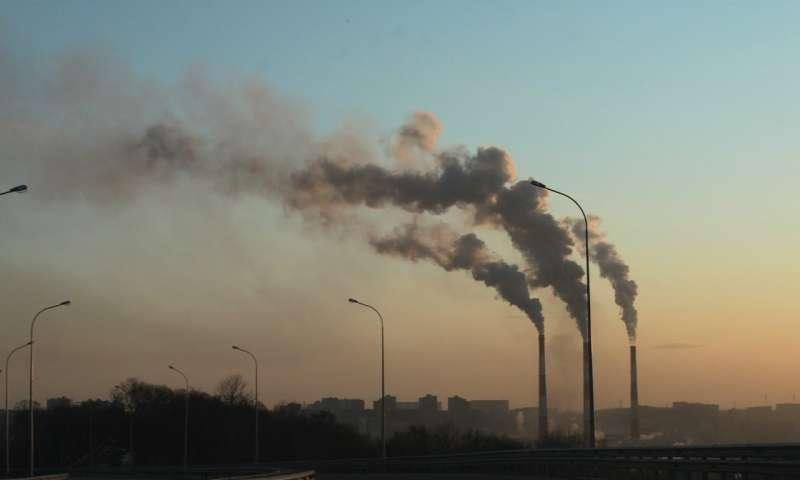 Study casts doubt on carbon capture