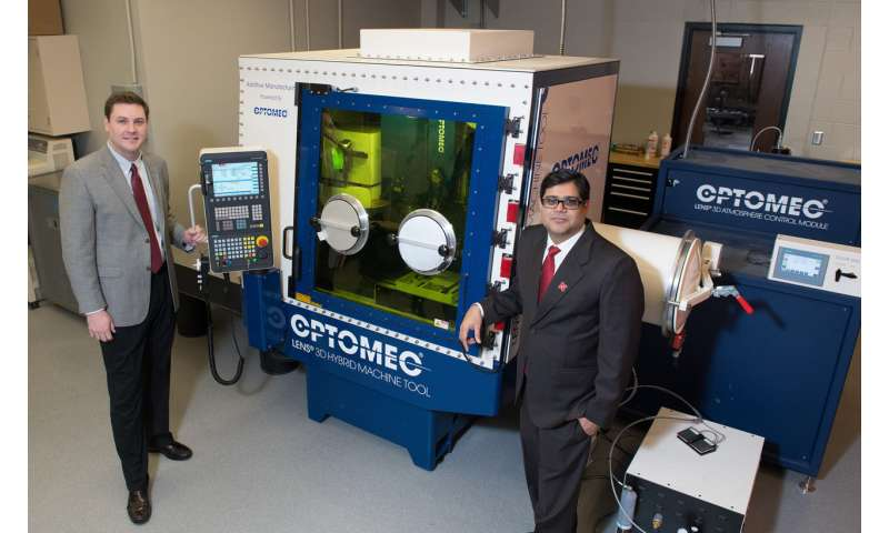 Engineer to use world-class 3D printers to create dissolvable medical implants