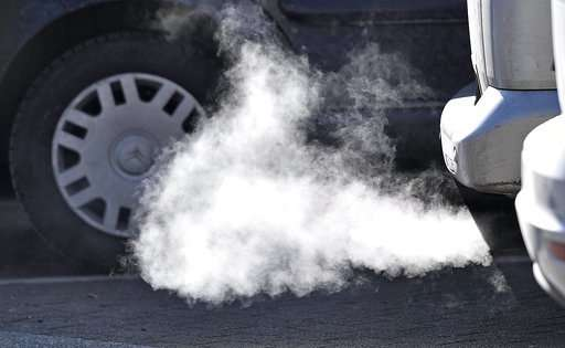 EU lawmakers want to cut car emissions by 40 percent by 2030
