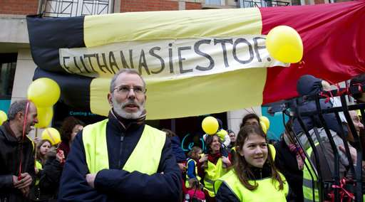 Euthanasia dispute in Belgium: When do doctors cross a line?