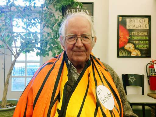 Expert and advocate for iconic monarch butterfly has died