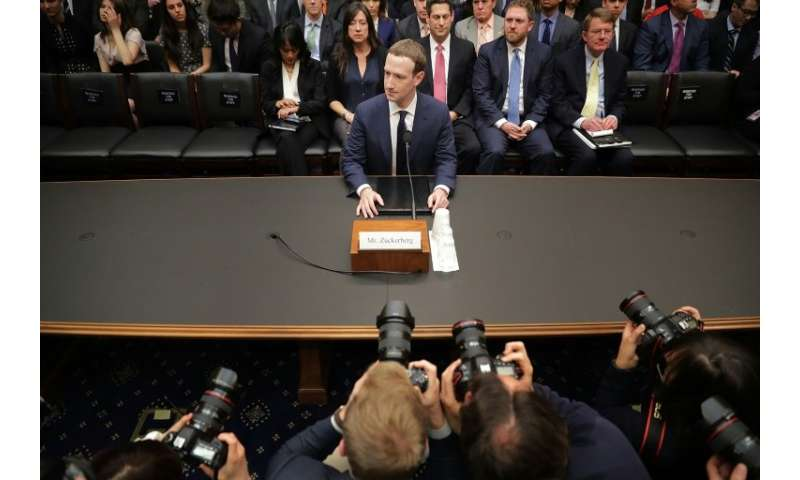 Facebook boss Mark Zuckerberg was grilled at the US Congress after the Cambridge Analytica scandal that saw mass data breaches