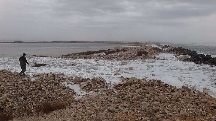 First study on climate change impact in Mediterranean