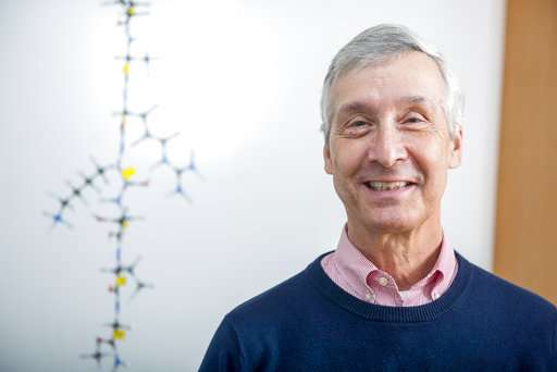 Four honored for genetic research and developing anesthetic