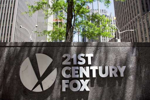 Fox-Comcast battle to buy Sky to be settled by auction in UK