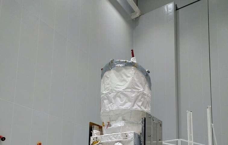 Full steam ahead for Aeolus launch