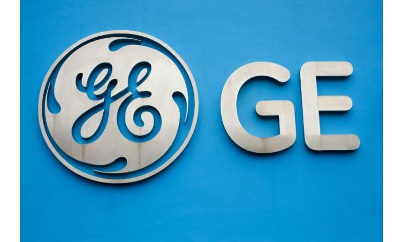 General Electric reported a $9.8 billion fourth-quarter loss due to hefty charges linked to its insurance business and US tax re