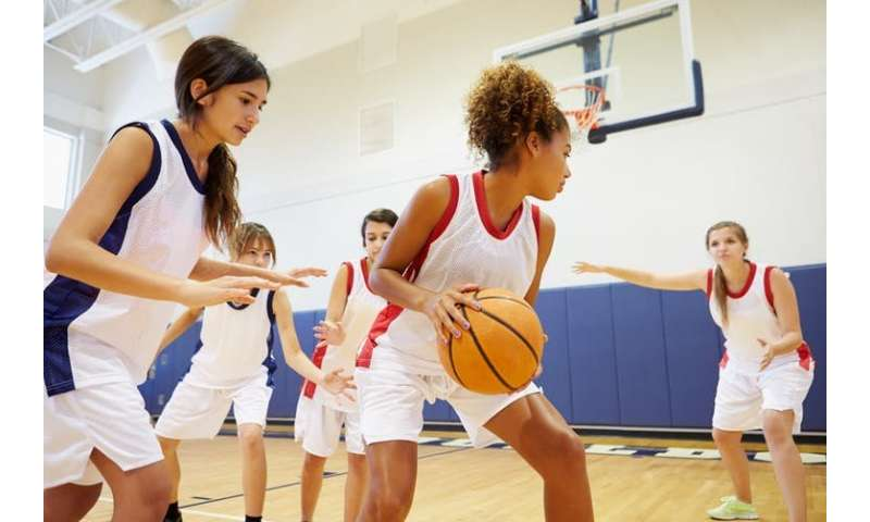 Girls are being denied access to certain sports in PE simply because of their gender