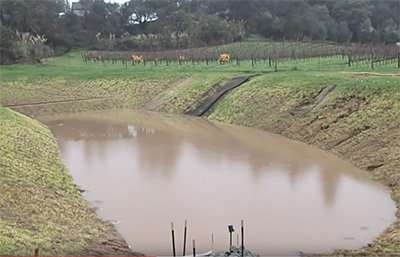 Groundwater recharge project informs statewide sustainability efforts