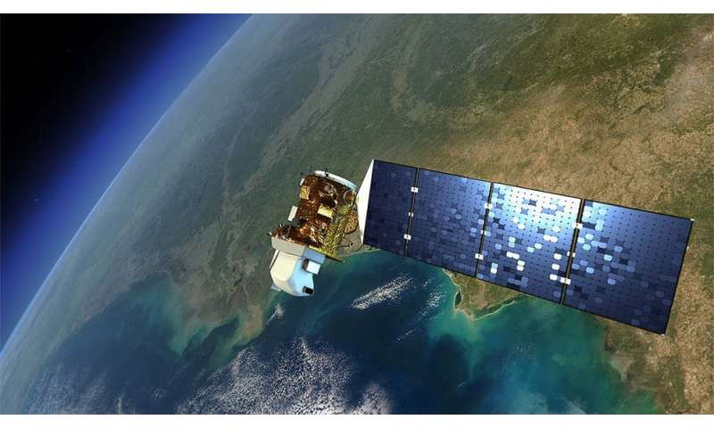 Half of Earth's satellites restrict use of climate data